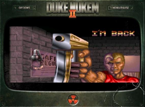 Duke Nukem II sa vracia