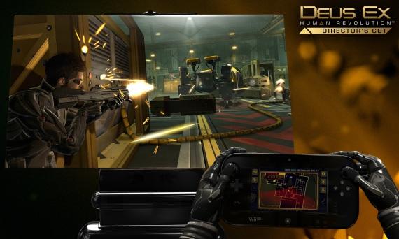 Deus Ex prichádza na Wii U