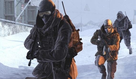 Call of Duty: Ghosts pre next-gen?