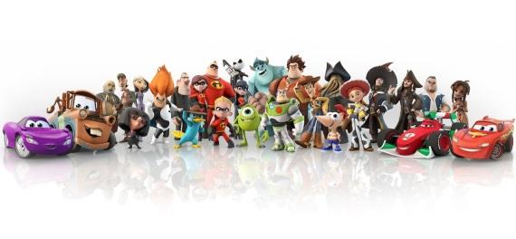 Oficiálne ceny Disney Infinity