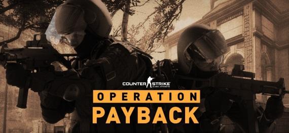 Counter Strike GO spúšťa Operation Payback