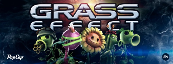 Grass Effect teasuje Plants vs Zombies 2