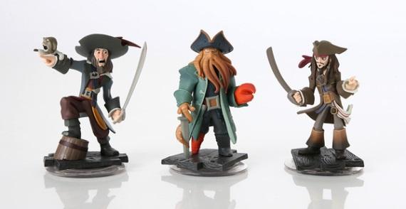 Piráti z Karibiku v Disney Infinity predstavení