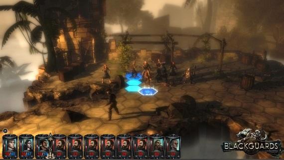 Blackguards na bojovom chodníčku