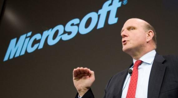 Ballmer reštrukturalizoval Microsoft
