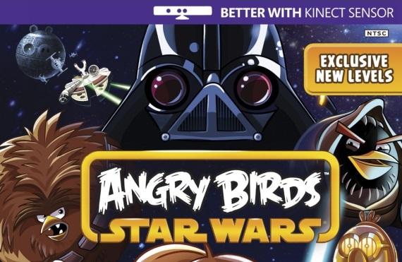 Angry Birds Star Wars prichádza na konzoly