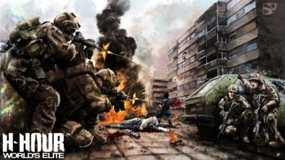 H-Hour: World's Elite po stopách SOCOM