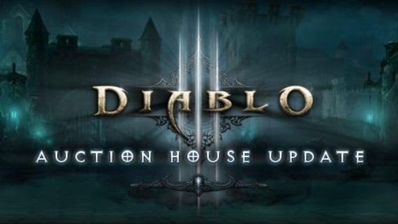 Diablo III spáli aukčný dom