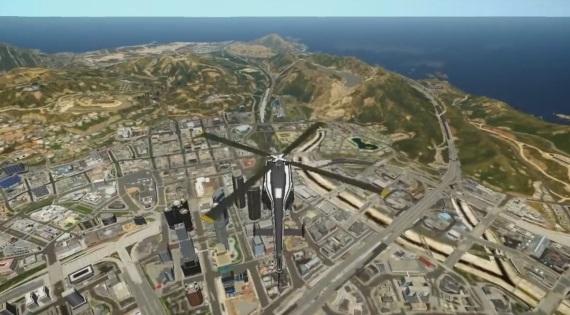 Celá mapa GTA V je už naportovaná do PC verzie GTA IV