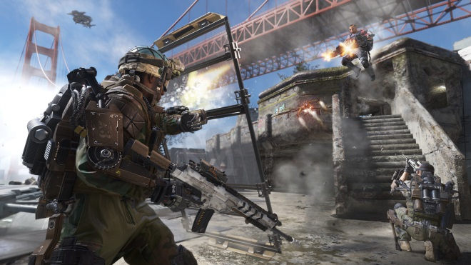 Michael Condrey v rozhovore o Call of Duty: Advanced Warfare