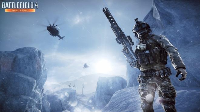 Expanzia Final Stand pre Battlefield 4 priblížená