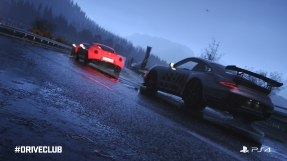 Hráči hlásia problém so sťahovaním novej aktualizácie do DriveClubu