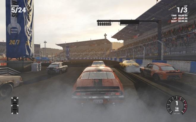 Next Car Game dostalo finálny názov - Wreckfest