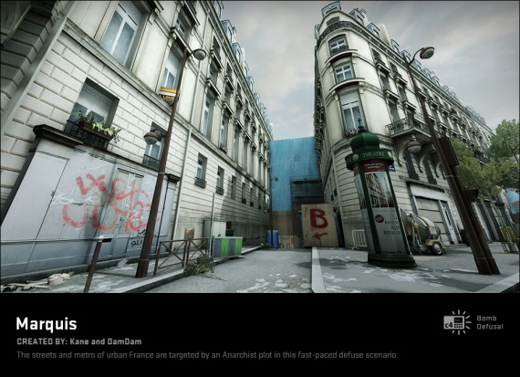 Counter-Strike: Global Offensive dostáva DLC Operation Vanguard