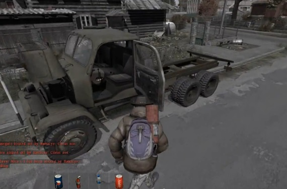 DayZ dostáva možnosť ovládať vozidlá