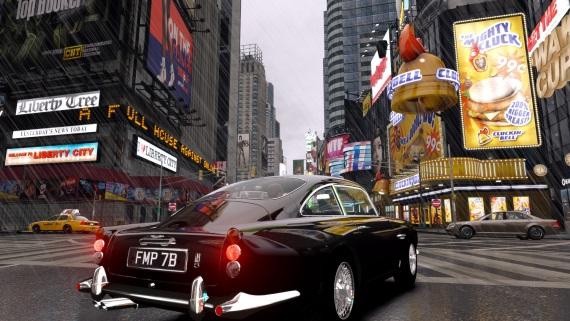 Zatiaľ čo Rockstar downgraduje GTA SA, mody vyťahujú z GTA IV maximum