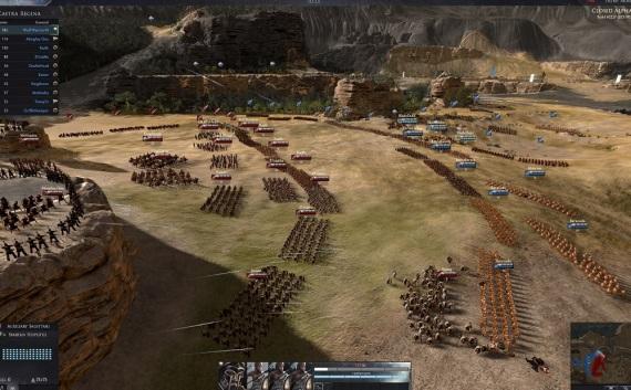 Total War: Arena vpustí na bojiská 20 hráčov a tisíce vojakov