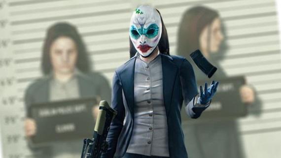 Payday 2 dostane prvú ženskú postavu