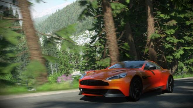 Grafický engine DriveClubu sa ukazuje v plnej sile vo fotomóde hry