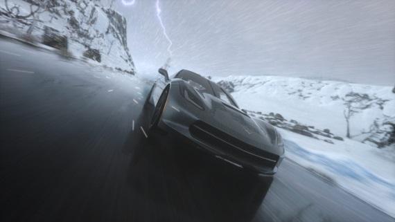 DriveClub dostal aktualizáciu 1.08, pridáva dynamické počasie a dve nové trate