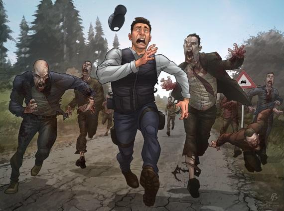 Dean Hall koncom roka opustí Bohemia Interactive a aj DayZ