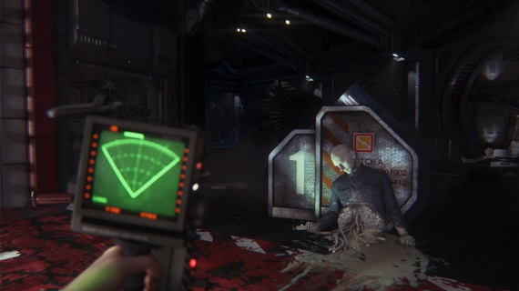 Alien Isolation na nových obrázkoch