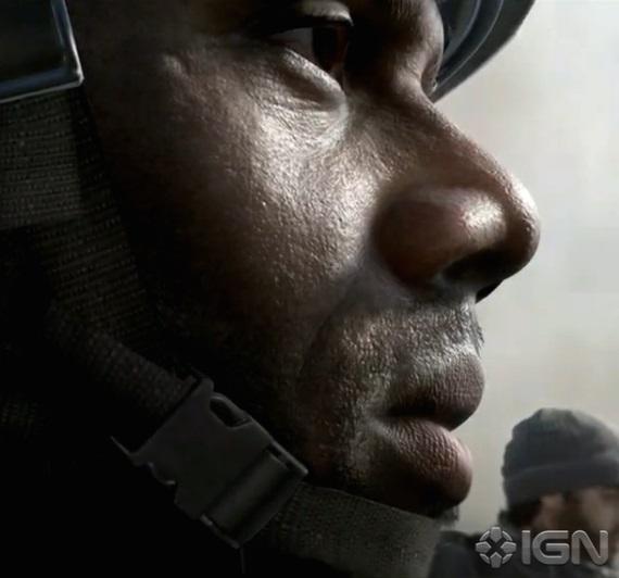 Prvý záber na nové Call of Duty