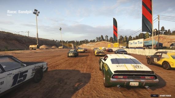 Next Car Game dostáva nový update, pridáva trať a dve derby arény