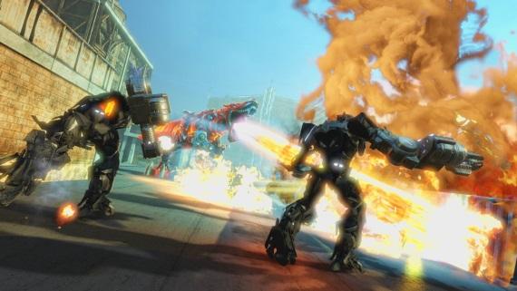 Optimus Prime dostane v Rise of the Dark Spark niekoľko podôb