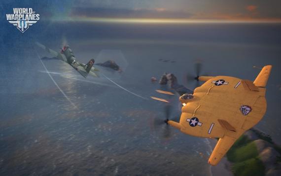 World of Warplanes dostalo aktualizáciu 1.3, pridáva novú triedu lietadiel