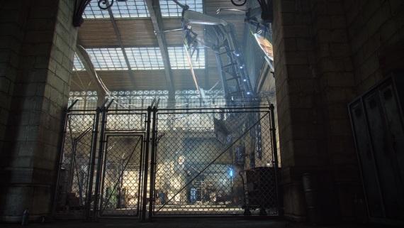 Half-Life 2: City 17 projekt prepracuje City 17 do Unreal Enginu 4