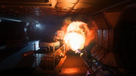 Jedinečné zábery z Alien: Isolation