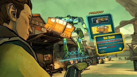 Krátky pohľad na Tales from the Borderlands