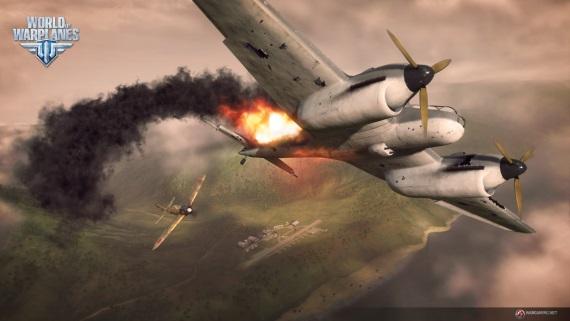 World of Warplanes má aktualizáciu 1.4