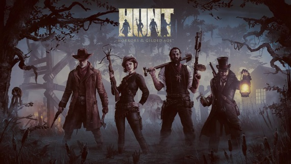 Crytek predstavil kooperačnú free zombie akciu Hunt: Horrors of the Gilded Age