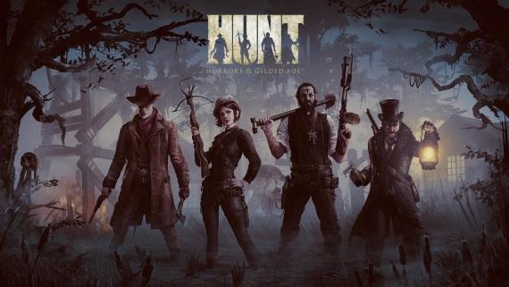Crytek predstavil kooperačnú free zombie akciu Hunt: Horrors of the Gilded Age