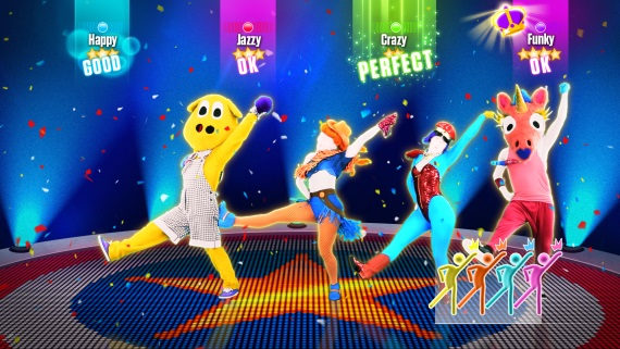 Nové songy v Just Dance 2015