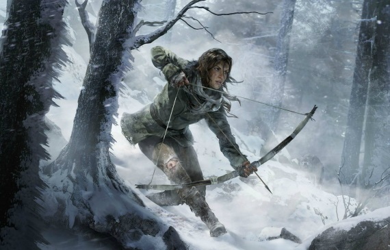 Rise of Tomb Raider wallpaper