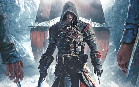 Assassins Creed: Rogue wallpapery
