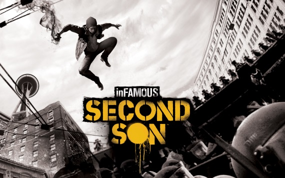 Infamous Second Son a Infamous First Light wallpapery