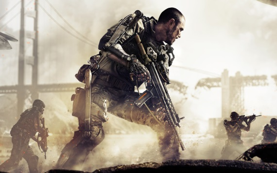 Call of Duty Advanced Warfare wallpapers