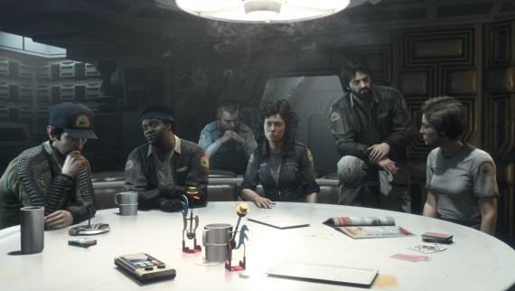 Alien Isolation ukazuje minimálne požiadavky