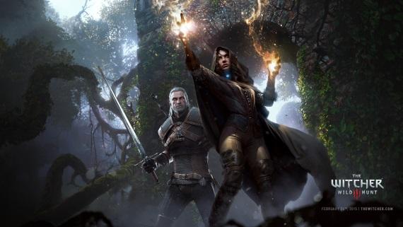 Zaklínač 3 - Witcher 3 wallpapery