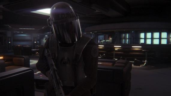 V Alien: Isolation sa objavila bezpečná miestnosť