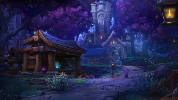 World of Warcraft pridá v novom update Twitter