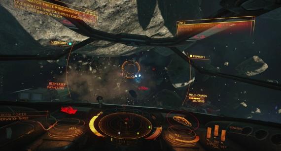 Podrobnosti o aktualizácii 1.1 pre Elite: Dangerous, súčasťou budú komunitné ciele