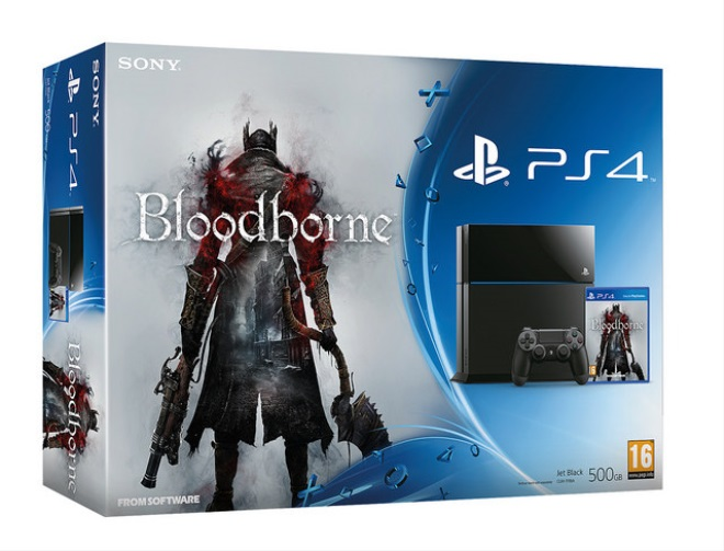 Do Európy mieri PS4 bundle Bloodborne
