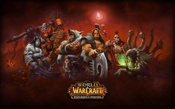 World of Warcraft: Warlords of Draenor wallpapery