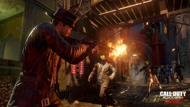 Pozrite si úvod do zombie kampane v Black Ops 3