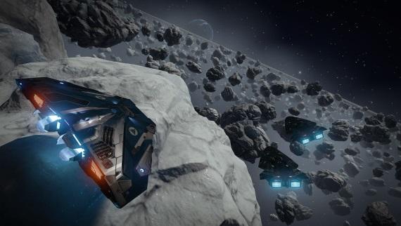Ako autori Elite Dangerous: Horizons vytvárali skutočné svety?